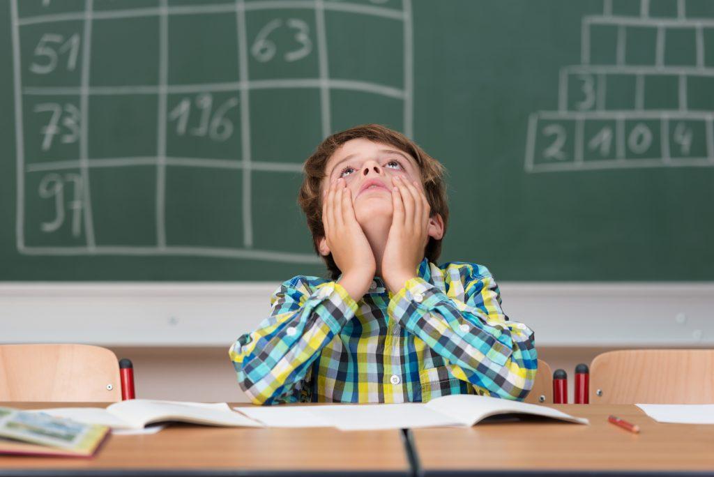 בעיות ראייה אצל ילדים בבית הספר