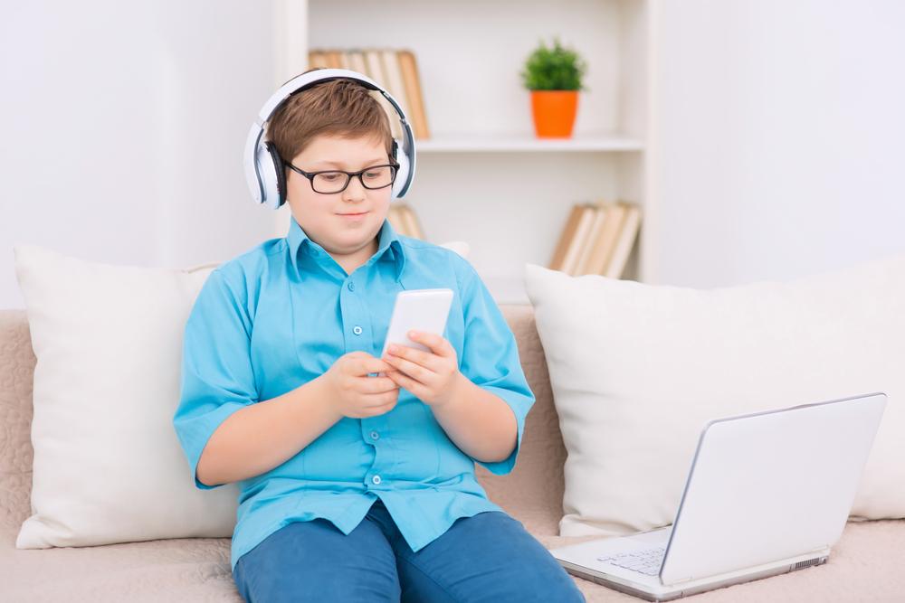 עודף משקל ובעיות עיניים אצל ילדים